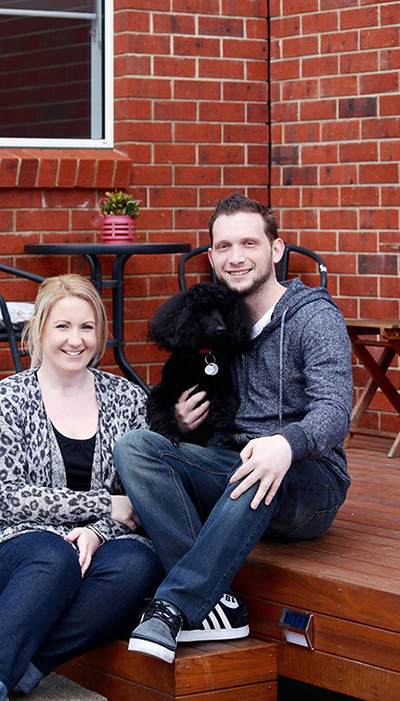 Rachel & Shaun from House Sitting Tasmania